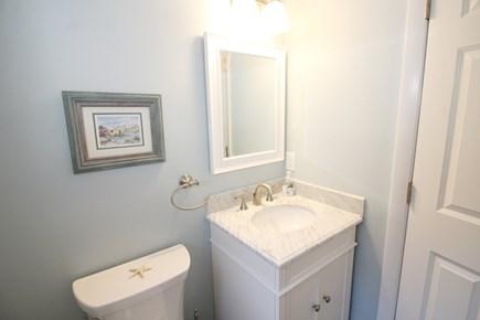 Wellfleet Cape Cod vacation rental - First floor half bath