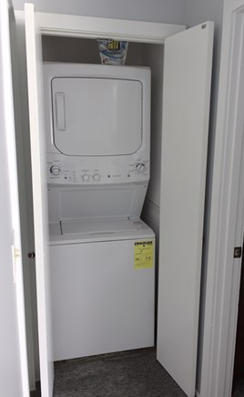 New Seabury Cape Cod vacation rental - Washer/Dryer replaced this year