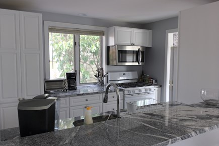New Seabury Cape Cod vacation rental - Well equipped galley kitchen