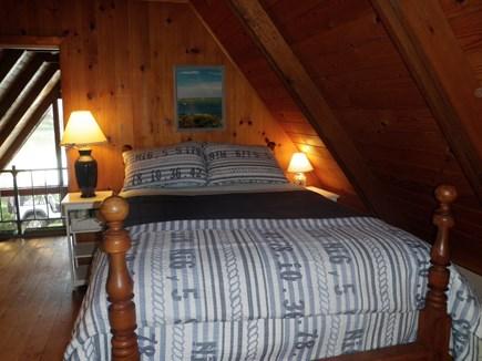 East Orleans Cape Cod vacation rental - 2nd floor master bedroom - Queen bed.