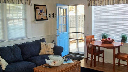 Hyannis Cape Cod vacation rental - Living Space