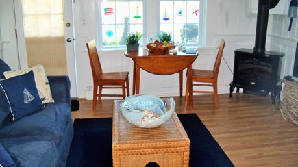 Hyannis Cape Cod vacation rental - Dining Space
