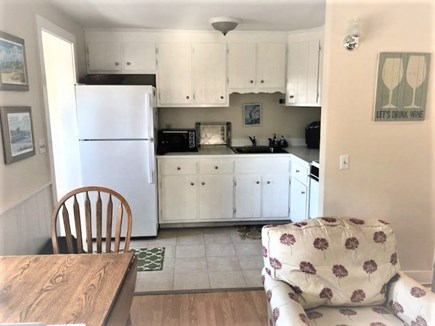Hyannis Cape Cod vacation rental - Kitchen from dining space