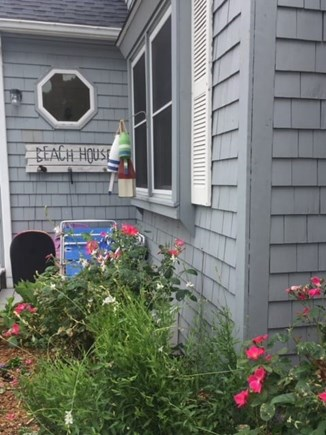 Hyannis Cape Cod vacation rental - Front of condo