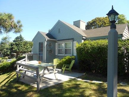 Hyannis Cape Cod vacation rental - Private deck