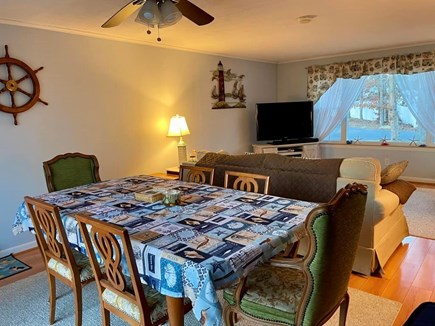 Centerville Centerville vacation rental - Dining space