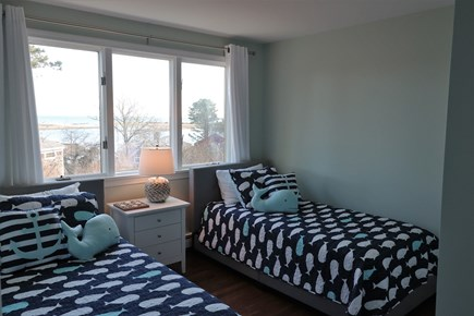 South Chatham Cape Cod vacation rental - 2nd Floor Bedroom with 2 Twins