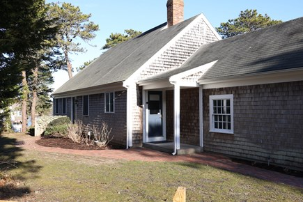 South Chatham Cape Cod vacation rental - Front of the Home