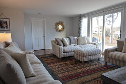 South Chatham Cape Cod vacation rental - Another View of Living Room