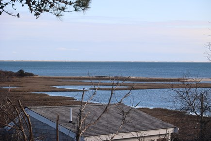 South Chatham Cape Cod vacation rental - View from Twin Bedroom