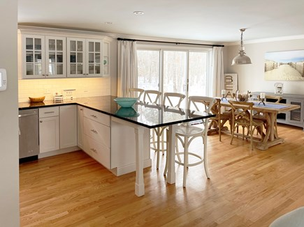 Brewster Cape Cod vacation rental - Spacious granite bar seating for 6.
