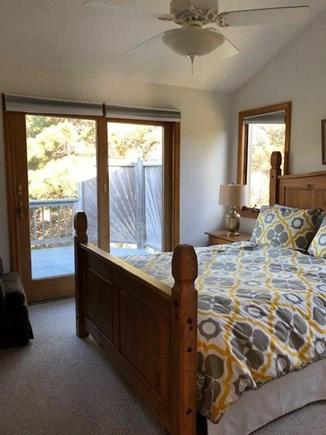 North Truro Cape Cod vacation rental - First floor bedroom #2 (Queen)