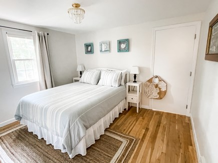 Hyannisport Cape Cod vacation rental - The Sand Dune room is as comfortable as can be!