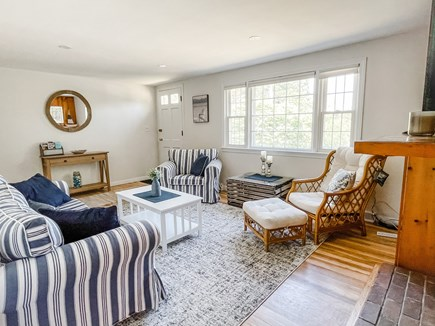Hyannisport Cape Cod vacation rental - Another view of the living room