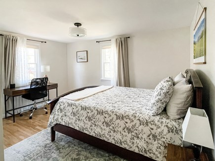 Hyannisport Cape Cod vacation rental - The Edelweiss Room takes you to the German Alps.