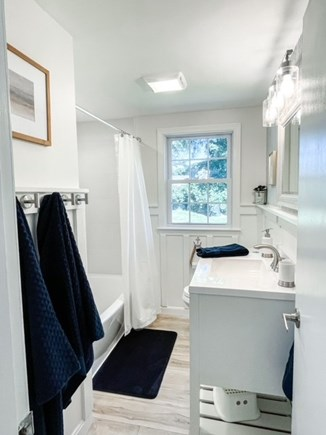 Hyannisport Cape Cod vacation rental - New fully renovated bathroom!