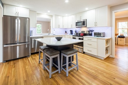 Orleans Cape Cod vacation rental - Gorgeous fully equipped kitchen, remodeled in 2020
