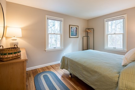 Orleans Cape Cod vacation rental - First floor queen bedroom 1 of 2