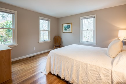 Orleans Cape Cod vacation rental - First floor queen bedroom 2 of 2