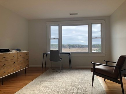 Eastham Cape Cod vacation rental - View from Upstairs bedroom 2.