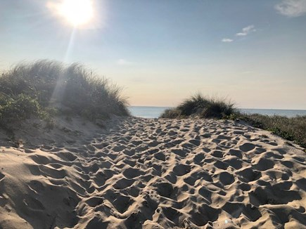 Eastham Cape Cod vacation rental - First Encounter Beach waiting for you to visit