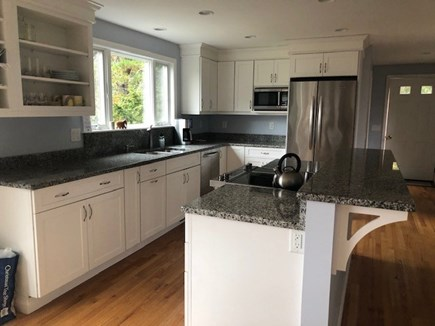 Eastham Cape Cod vacation rental - Fully stocked kitchen.