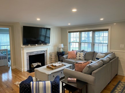 South Yarmouth Cape Cod vacation rental - Smart TV with YoutubeTV provided
