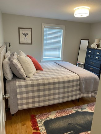 South Yarmouth Cape Cod vacation rental - Bedroom 1: Queen