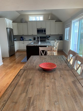 Falmouth Cape Cod vacation rental - Open Kitchen/Dining/Living Area