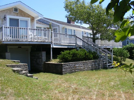 Chatham Cape Cod vacation rental - Rear of the Home