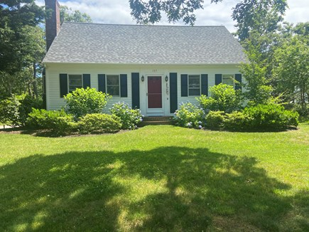 W. Chatham Cape Cod vacation rental - Front view of home
