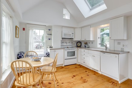 Chatham Cape Cod vacation rental - Eat in kitchen