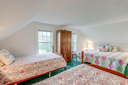 Chatham Cape Cod vacation rental - Upstairs Bedroom 1