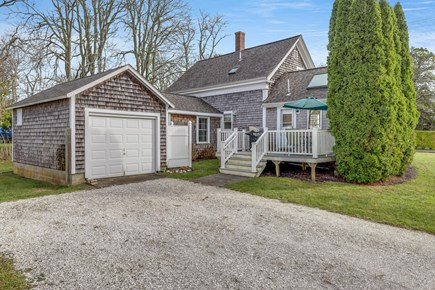 Chatham Cape Cod vacation rental - Rear view