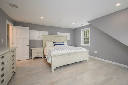 Eastham Cape Cod vacation rental - King bedroom 2 - Second floor - 2 night stands - dresser - closet