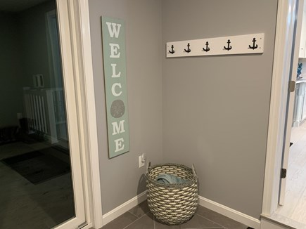 Eastham Cape Cod vacation rental - Mudroom - no trekking sand in the house