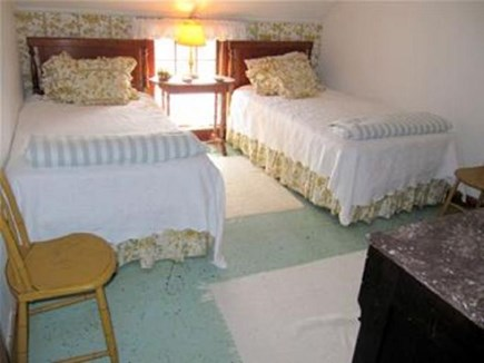 Truro Cape Cod vacation rental - Second Floor - Two Twins