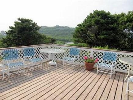 Truro Cape Cod vacation rental - Deck with Views