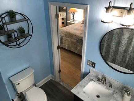 Mashpee Cape Cod vacation rental - 2nd full bathroom to the Master bedroom