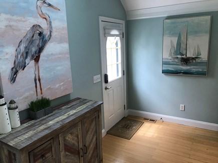 Mashpee Cape Cod vacation rental - Main Entrance hallway