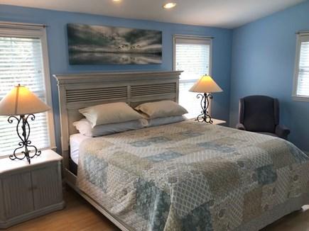 Mashpee Cape Cod vacation rental - Master Bedroom - 2nd floor King Bed