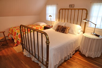 East Sandwich Cape Cod vacation rental - 2nd Bedroom with Double & Twin on 2nd Floor