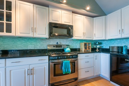 Sandwich Cape Cod vacation rental - Upscale Kitchen with granite counters
