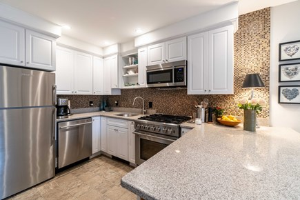 Provincetown Cape Cod vacation rental - Spacious Kitchen