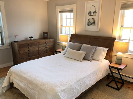 Provincetown Cape Cod vacation rental - Master Bedroom 2