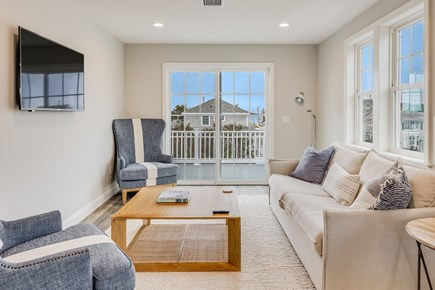 Yarmouth Cape Cod vacation rental - Sitting room