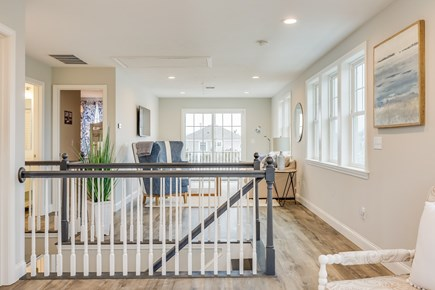 Yarmouth Cape Cod vacation rental - 2nd floor landing area