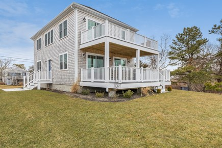 Yarmouth Cape Cod vacation rental - Exterior rear