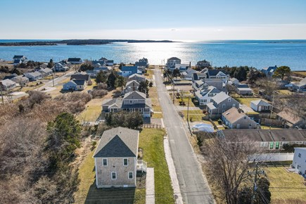 Yarmouth Cape Cod vacation rental - Aerial