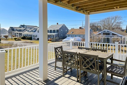 Yarmouth Cape Cod vacation rental - Deck